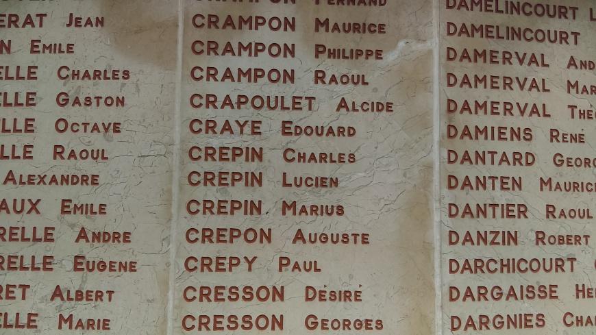 MAM Amiens crepin marius
