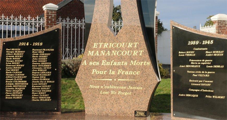 MAM etricourt manancourt