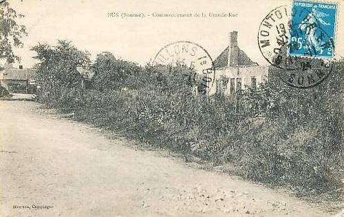 Bus la Mésière - Grande rue 1-1