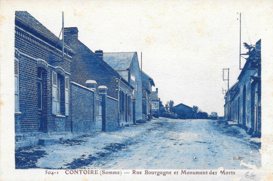 Contoire-Rue de Bourgogne