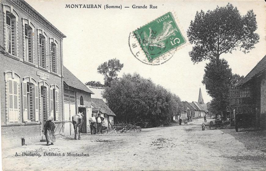 Montauban Grande Rue2