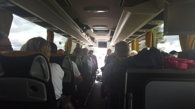 Voyage Bellefontaine Bus