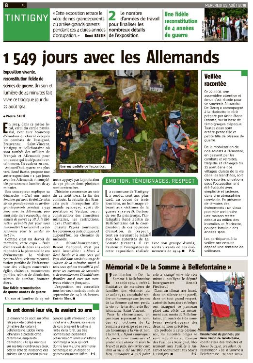Avenir du Luxembourg page complete
