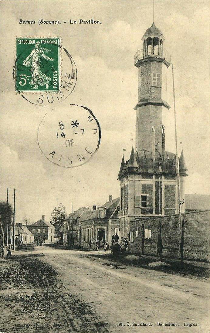 Bernes (80) Le Pavillon