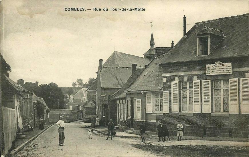 Combles Rue du Tour de la Motte