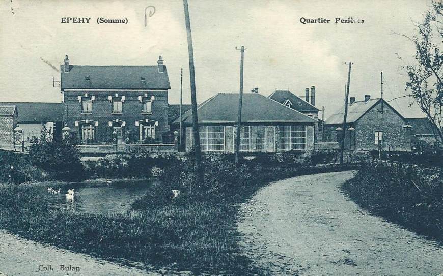 Epehy Quartier Pesieres 1930