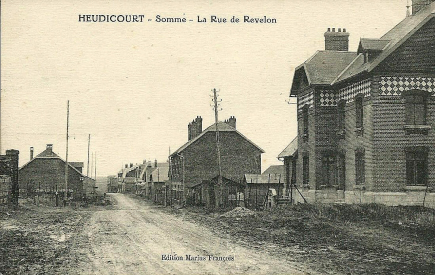 Heudicourt Rue de Revelon