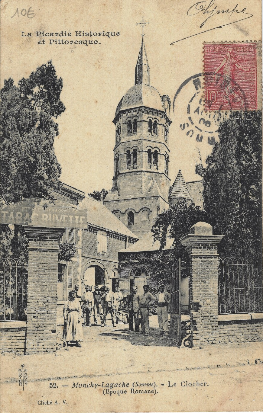 Monchy-lagache-Eglise