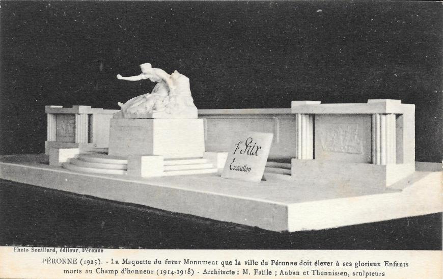 Peronne-maquette