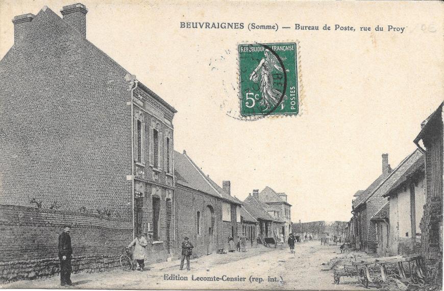 beuvraignes-rue du proy