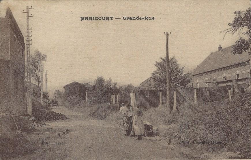 maricourt-grande rue