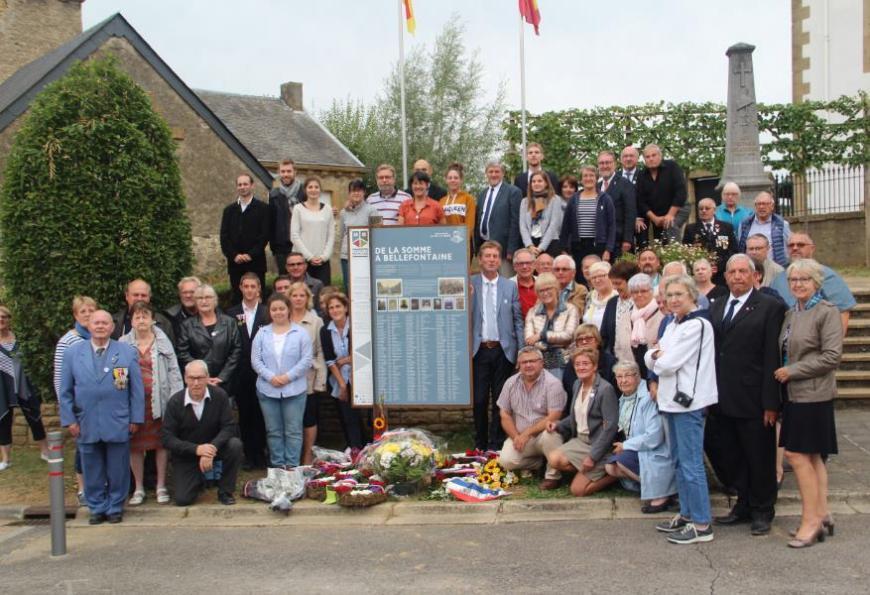 memorial groupe