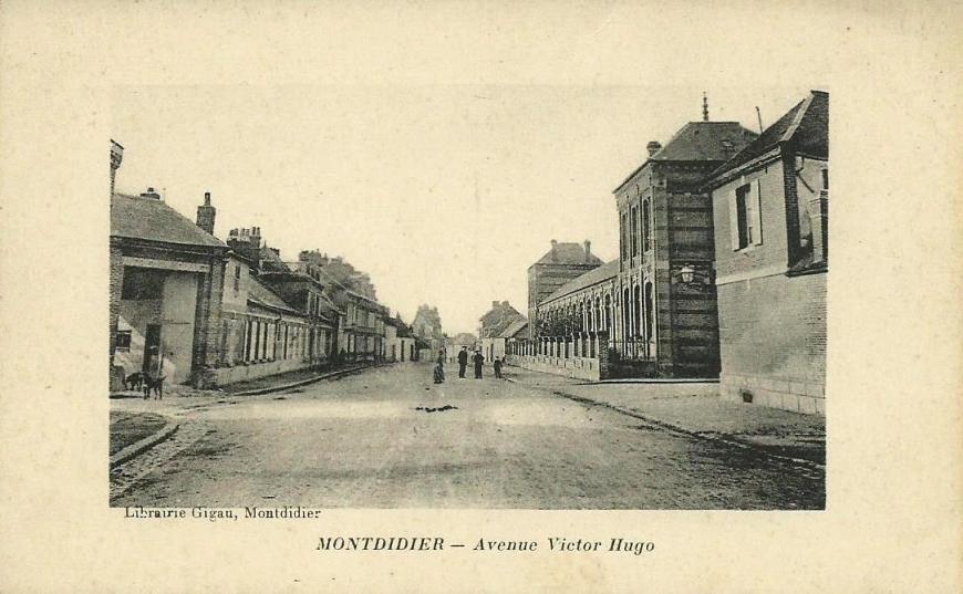 montdidier rue victor hugo