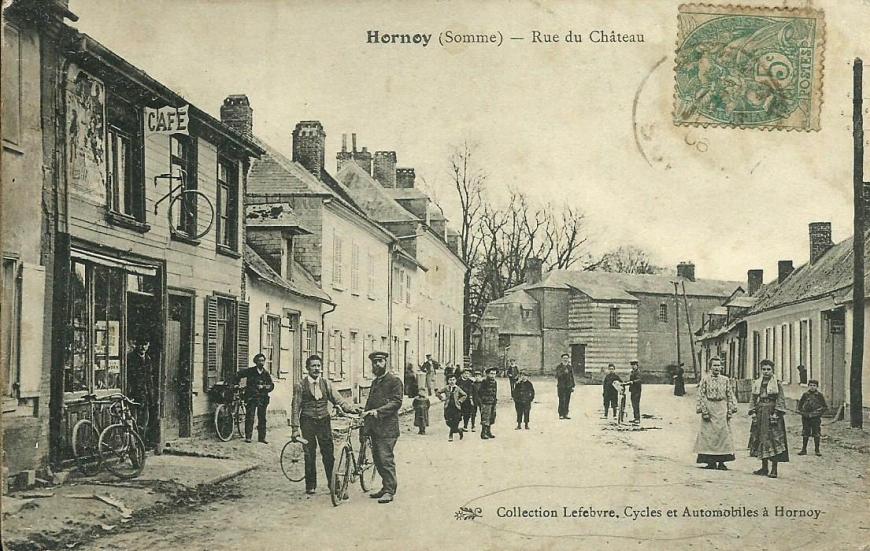 Hornoy Rue du Chateau 2