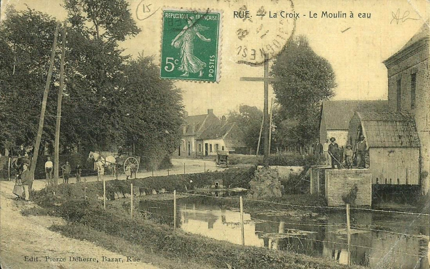 Rue Moulin - rue du Moulin