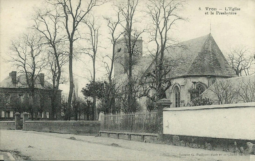 Vron Eglise Presbytere