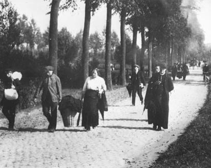 refugies belges 2