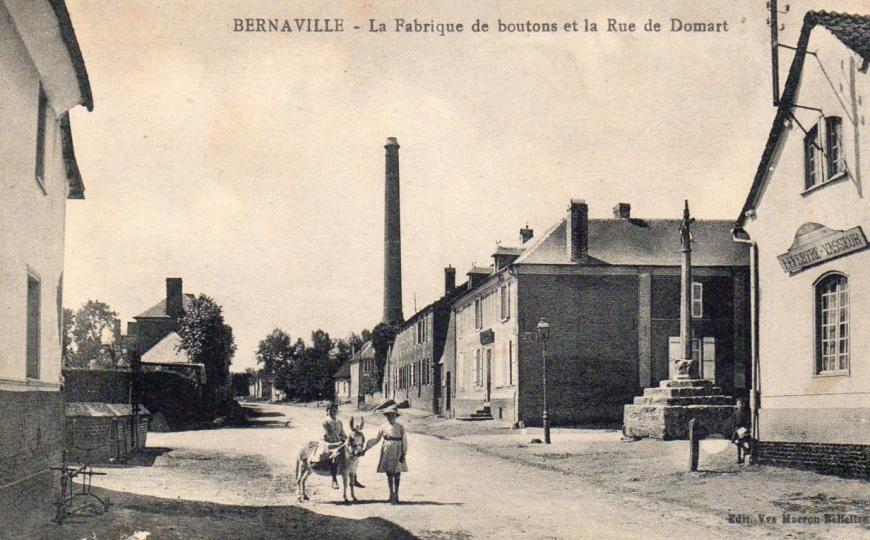 Bernaville fabrique de boutons