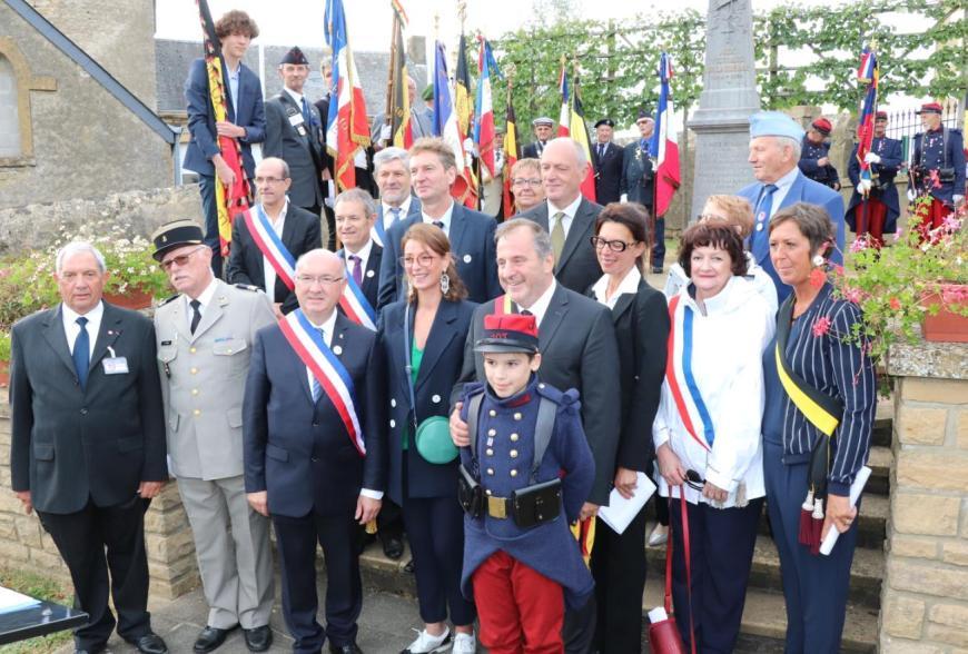 inauguration memorial
